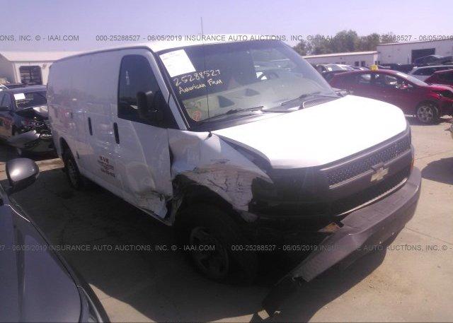 Inventory #874897401 2004 Chevrolet EXPRESS G2500