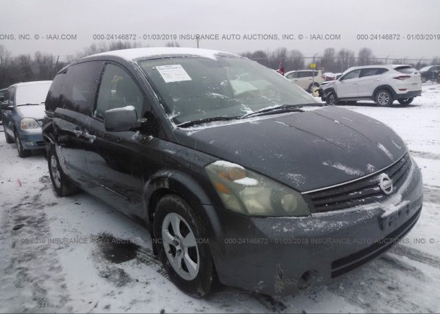 Inventory #705490324 2007 NISSAN QUEST