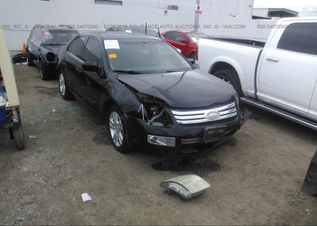 Inventory #609668854 2008 FORD FUSION