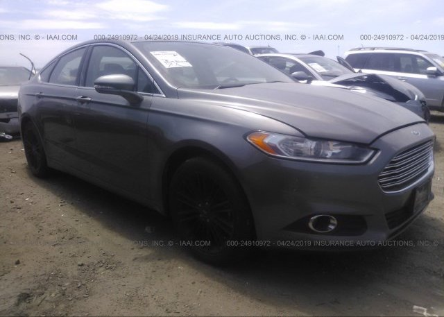 Inventory #819753643 2014 FORD FUSION