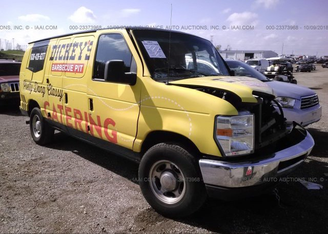 Inventory #600368333 2008 FORD ECONOLINE