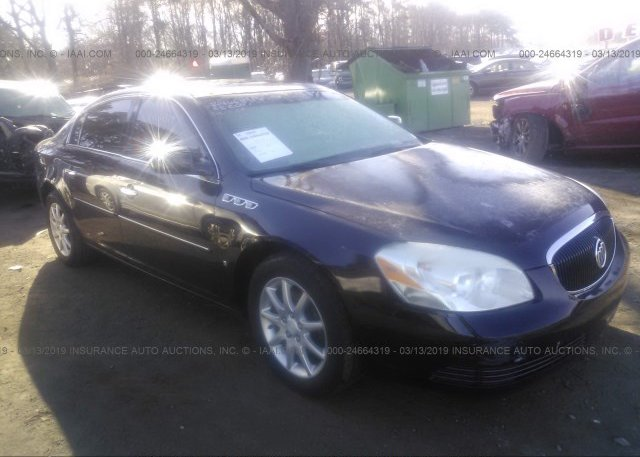 Inventory #722523991 2008 Buick LUCERNE