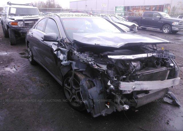 Inventory #915800550 2014 Mercedes-benz CLA