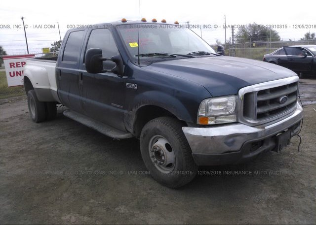 Inventory #812672320 1999 FORD F350