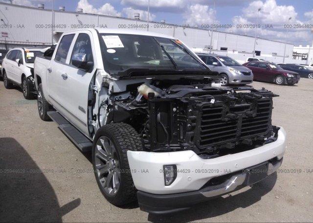 Inventory #325184599 2018 Chevrolet SILVERADO