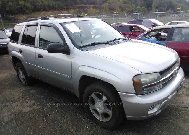 Inventory #341244187 2007 Chevrolet TRAILBLAZER