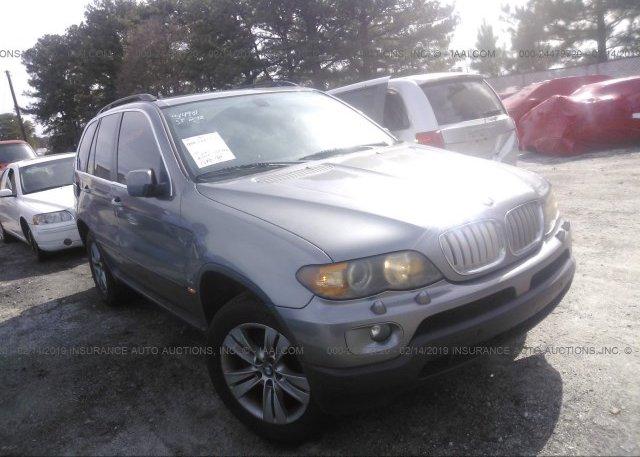 Inventory #554417918 2005 BMW X5