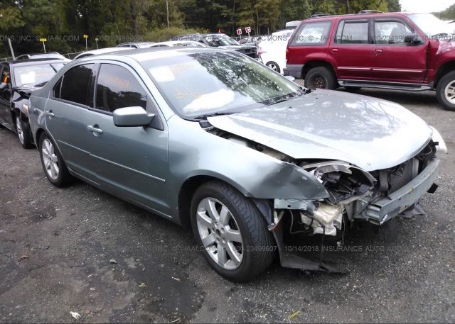 Inventory #634320808 2006 FORD FUSION