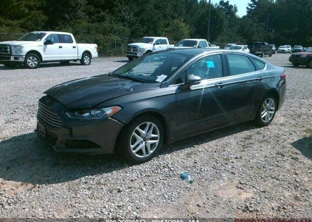 Inventory #316825871 2015 FORD FUSION