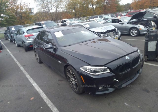 WBA5B1C51ED022115 2014 BMW 5 SERIES