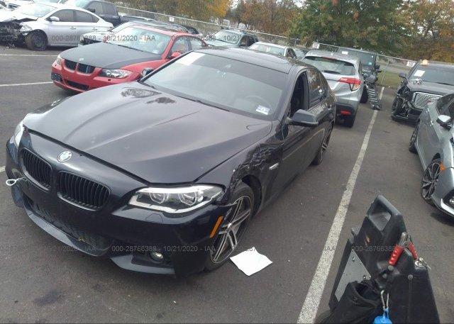 из сша 2014 BMW 5 SERIES WBA5B1C51ED022115