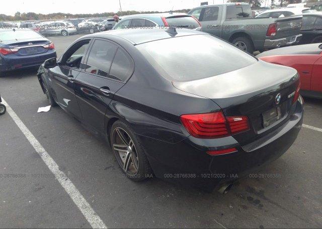 купить 2014 BMW 5 SERIES WBA5B1C51ED022115