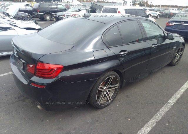 цена в сша 2014 BMW 5 SERIES WBA5B1C51ED022115