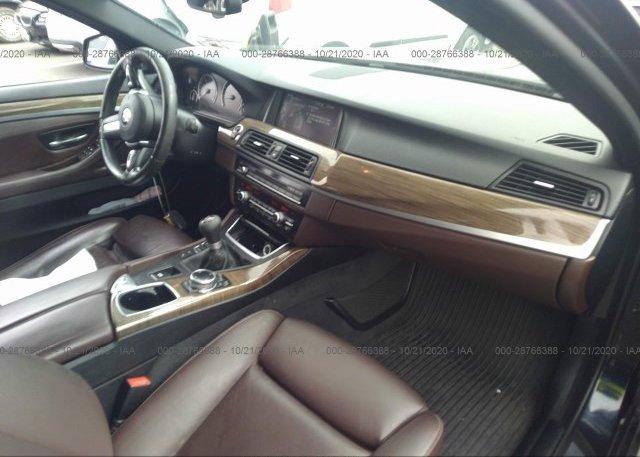 пригнать из сша 2014 BMW 5 SERIES WBA5B1C51ED022115