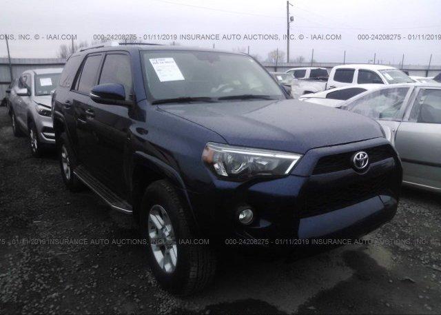 Inventory #278358207 2016 Toyota 4RUNNER