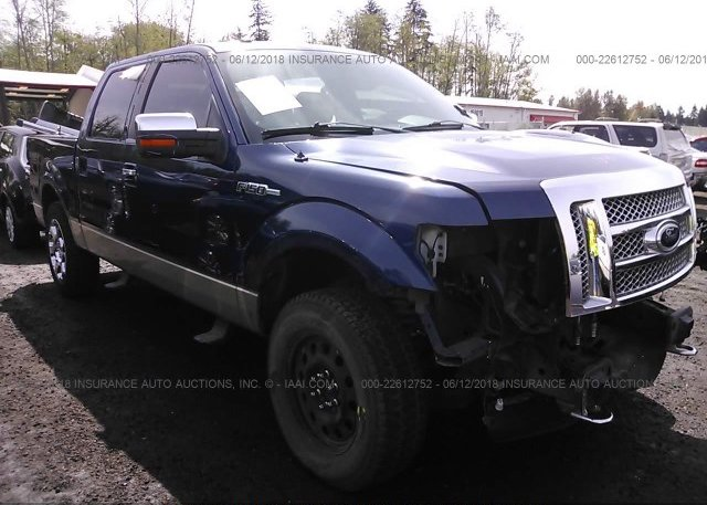 Inventory #278086687 2012 FORD F150