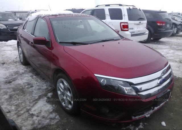Inventory #227244827 2011 FORD FUSION