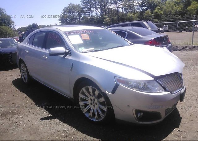 Inventory #328254824 2010 Lincoln MKS