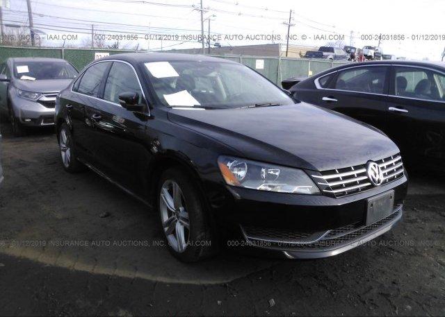 Inventory #876065882 2014 Volkswagen PASSAT