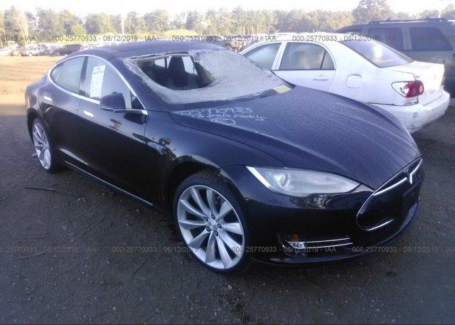 Inventory #777648895 2013 Tesla MODEL S