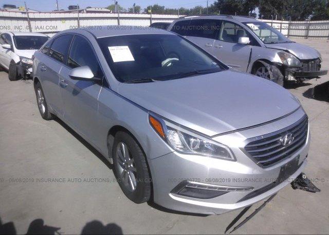 Inventory #270048960 2015 Hyundai SONATA