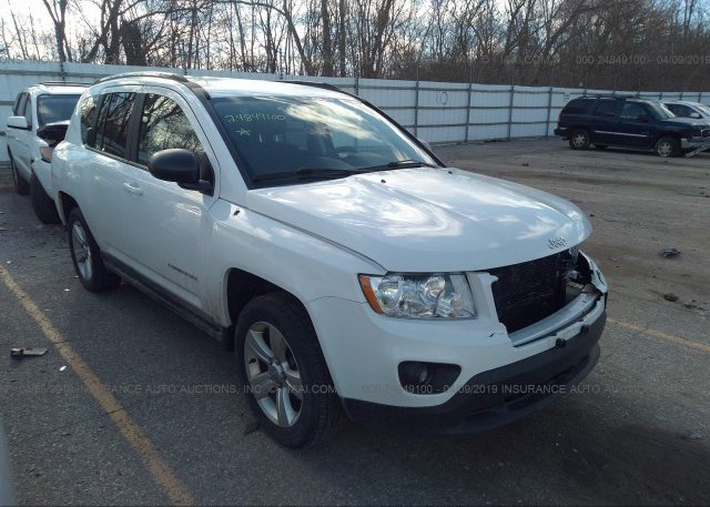 Inventory #587835795 2013 JEEP COMPASS