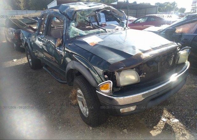Inventory #210829478 2004 Toyota TACOMA
