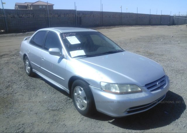 Inventory #617136411 2002 Honda ACCORD