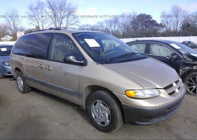 Inventory #493815541 2000 Dodge GRAND CARAVAN