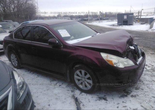 Inventory #314765021 2011 Subaru LEGACY