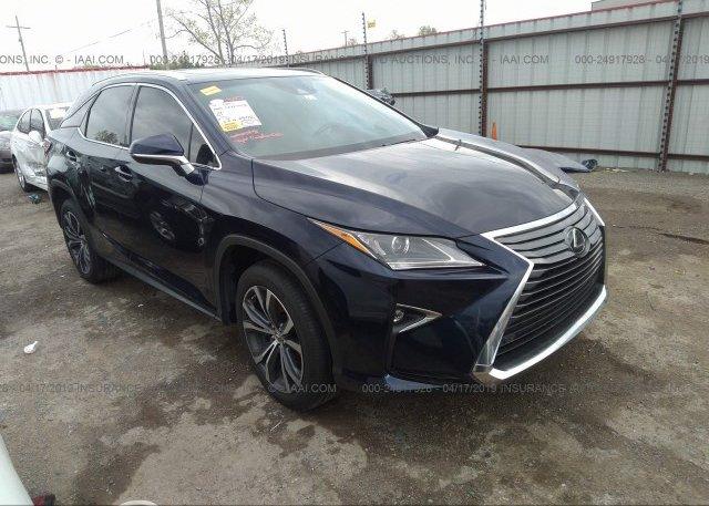 Inventory #789670990 2017 Lexus RX