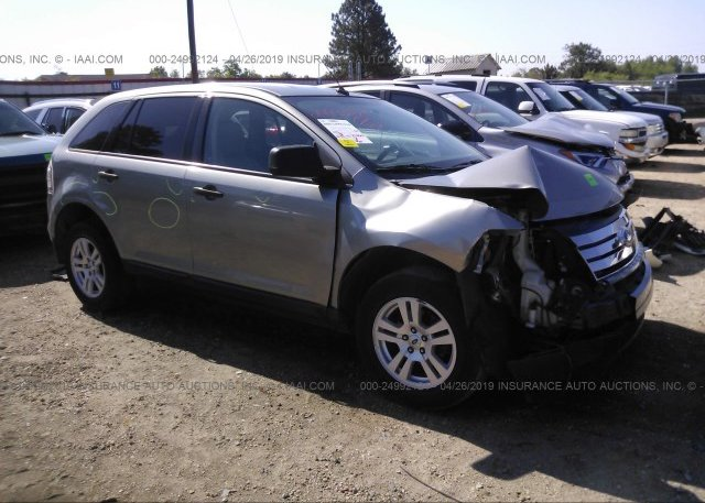 Inventory #543040083 2008 FORD EDGE