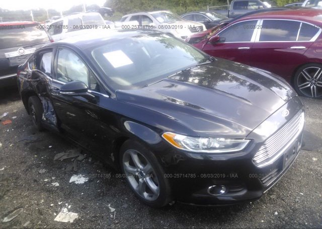 Inventory #328010770 2014 FORD FUSION