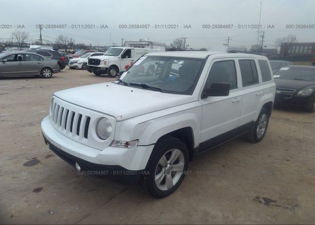 из сша 2012 JEEP PATRIOT 1C4NJPFA8CD706982