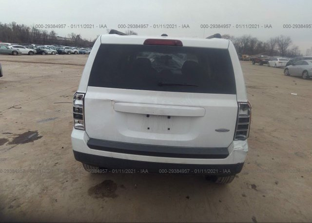 1C4NJPFA8CD706982 2012 JEEP PATRIOT