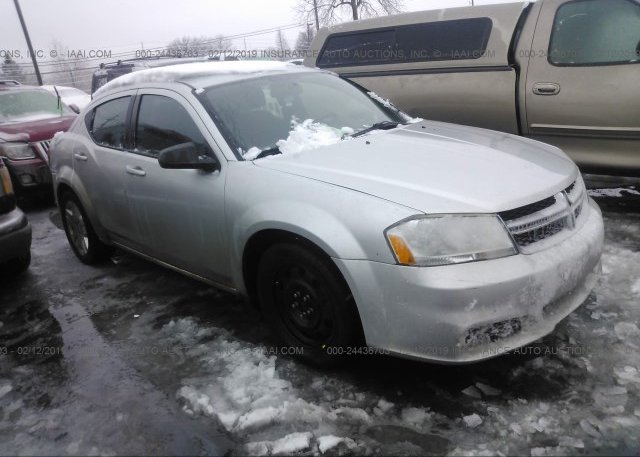 Inventory #941997778 2012 Dodge AVENGER