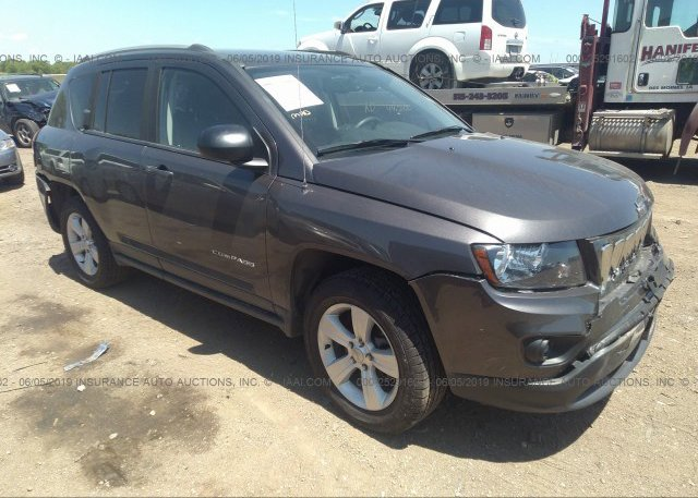 Inventory #830092252 2016 JEEP COMPASS