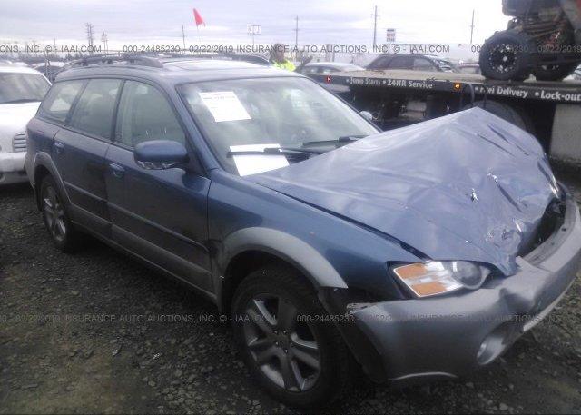 Inventory #210006029 2005 Subaru LEGACY
