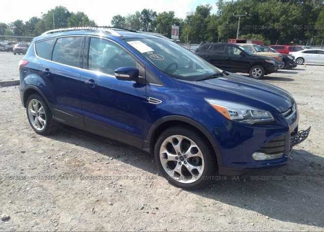 Inventory #793562361 2014 FORD ESCAPE