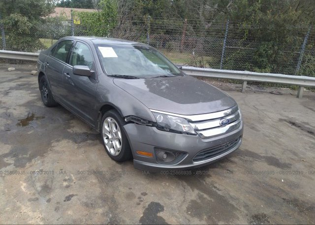 Inventory #123481553 2011 FORD FUSION