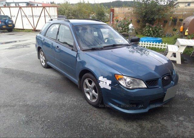 Inventory #204899690 2007 Subaru IMPREZA