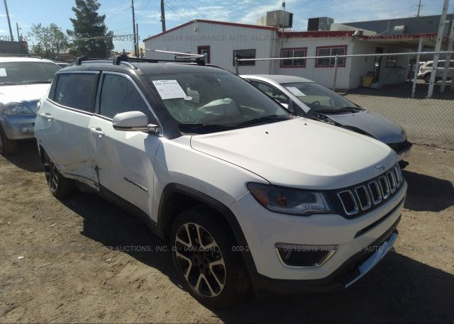 Inventory #539937891 2017 JEEP COMPASS