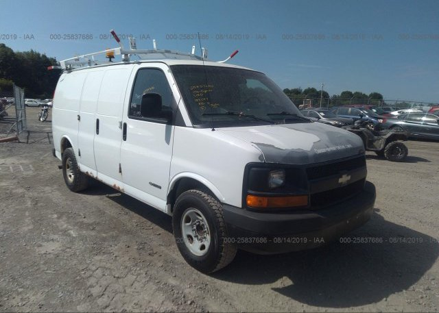 Inventory #615185238 2006 Chevrolet EXPRESS G2500