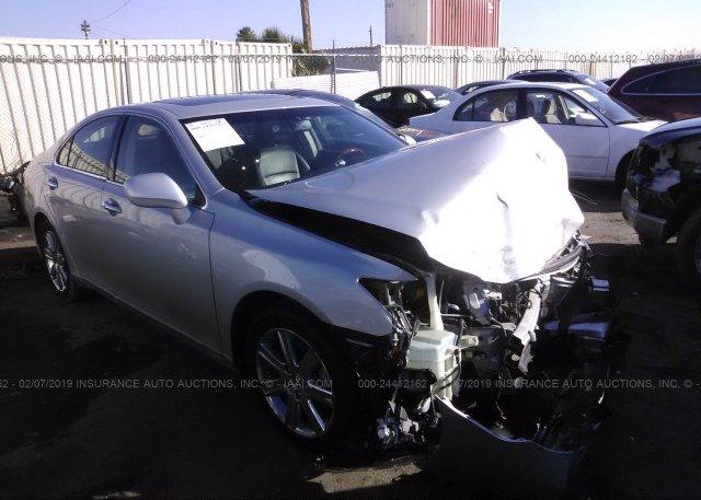 Inventory #936604326 2007 Lexus ES