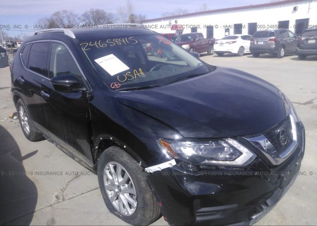 Inventory #855623916 2017 Nissan ROGUE