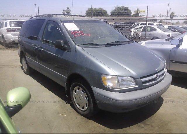 Inventory #856801338 1998 Toyota SIENNA