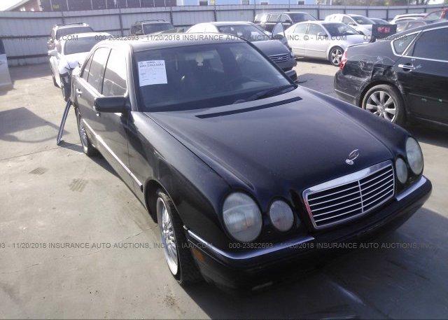 Inventory #862589451 1999 Mercedes-benz E