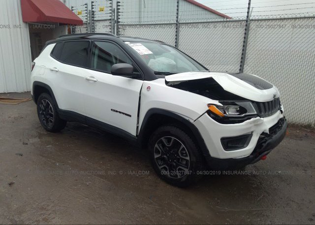 Inventory #837514685 2019 JEEP COMPASS