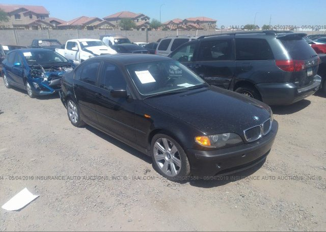 Inventory #180631108 2002 BMW 325