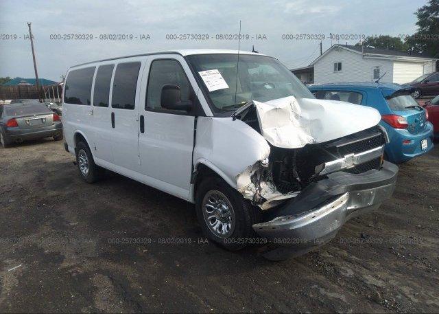 Inventory #179932613 2012 Chevrolet EXPRESS G1500